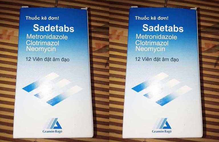Sadetab thuộc nhóm thuốc kháng sinh tại chỗ, có khả năng diệt amid