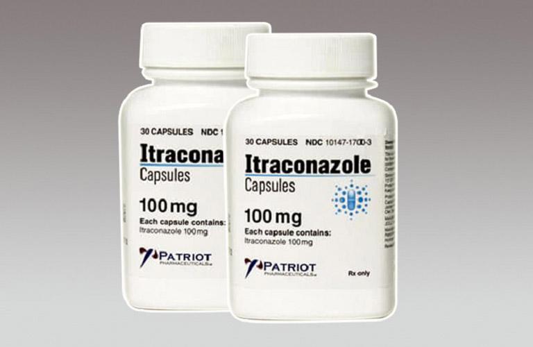 Itraconazole là thuốc đặc trị viêm nhiễm tại vùng kín