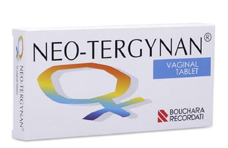 Thuốc đặt Neo-Tergynan có tính kháng khuẩn, kháng nấm rất tốt