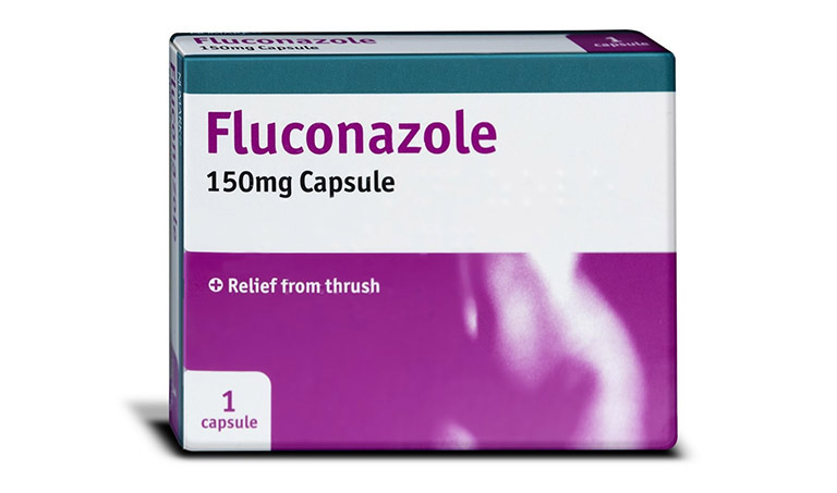 Thuốc trị huyết trắng Fluconazol