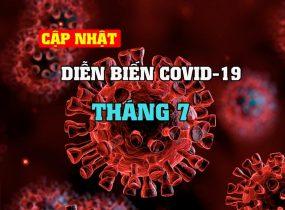 Cập nhật hàng ngày diễn biến dịch bệnh Covid-19