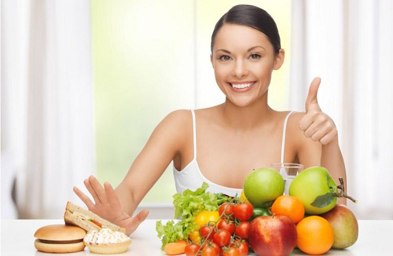 Khi bị lạc nội mạc tử cung nên ăn gì để nhanh khỏi và không tái phát bệnh?