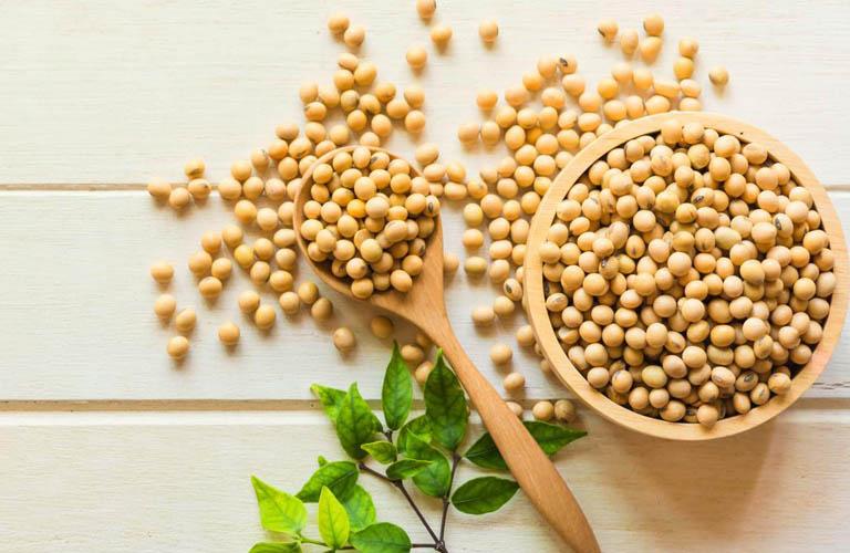 Các chế phẩm từ đậu nành rất tốt cho bệnh lạc nội mạc tử cung