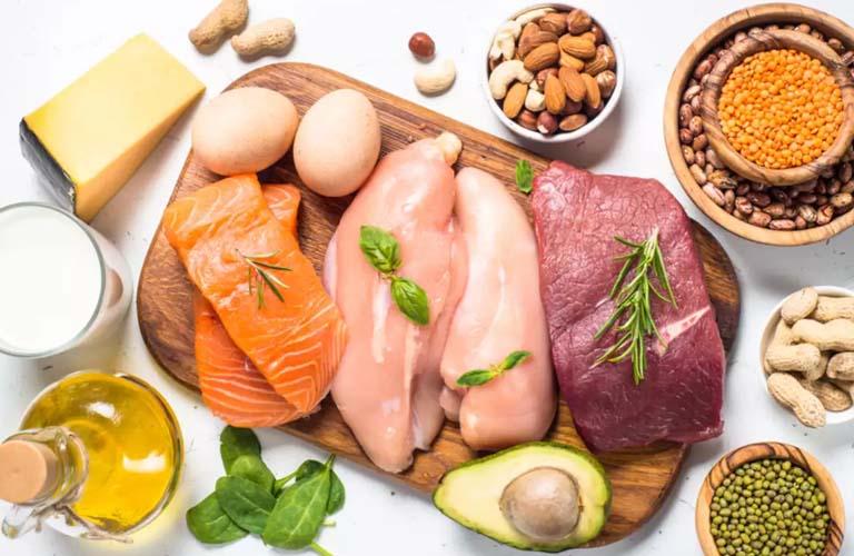 Nhóm thực phẩm giàu protein bổ máu, giảm các cơn đau do bệnh lý