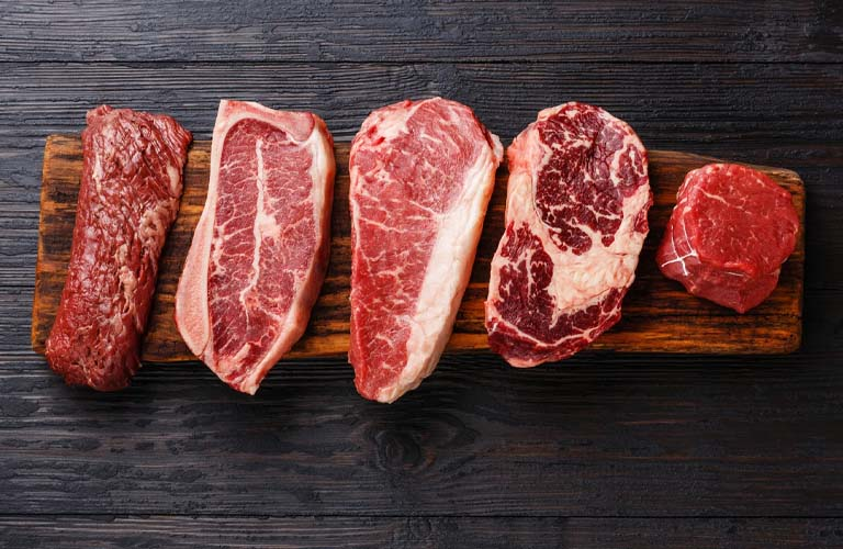 Chị em nên ăn giảm các loại thịt đỏ để bệnh nhanh khỏi