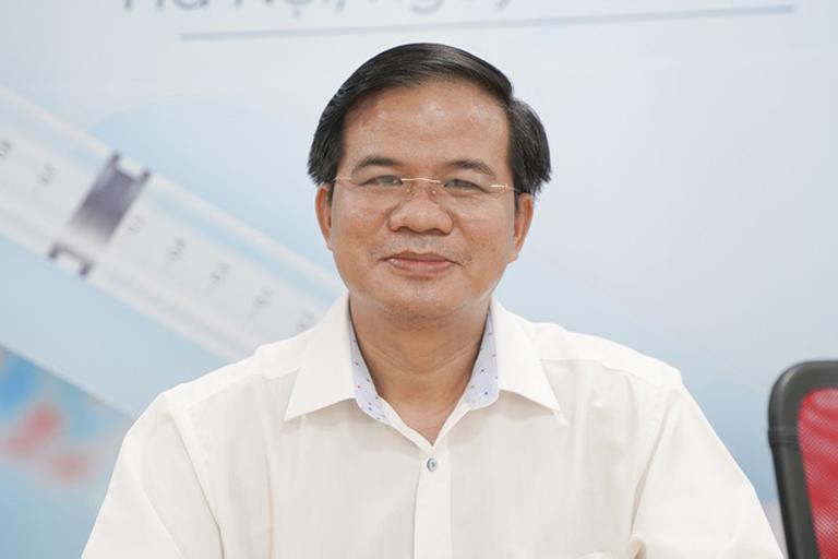 PGS.TS Đào Xuân Cơ, Phó giám đốc Bệnh viện Bạch Mai