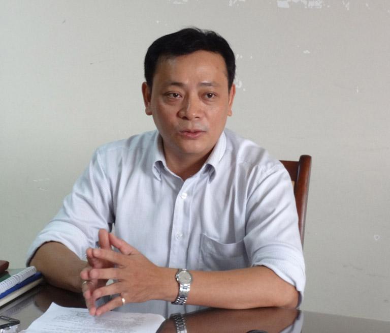 TS.BS Lê Văn Khảm- Vụ trưởng Vụ BHYT