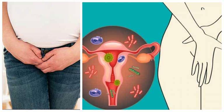 Nhiều chị em bị nấm Candida khi mang thai