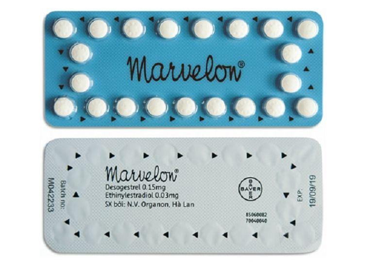 Thuốc Marvelon là sự lựa chọn cho những người thắc mắc bị rong kinh uống gì hết
