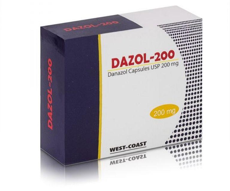 Dazol là loại thuốc được sử dụng trong điều trị nhiều nhóm bệnh, trong đó có rối loạn kinh nguyệt