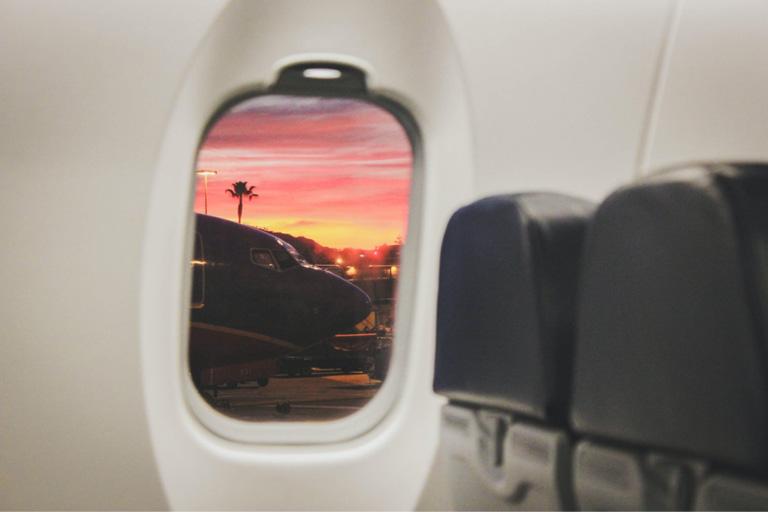 Mình luôn hào hứng trước mỗi chuyến bay vì được khám phá nhiều điều mới mẻ