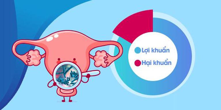 Hại khuẩn tồn tại trong âm đạo và có thể bùng phát gây bệnh bất cứ lúc nào