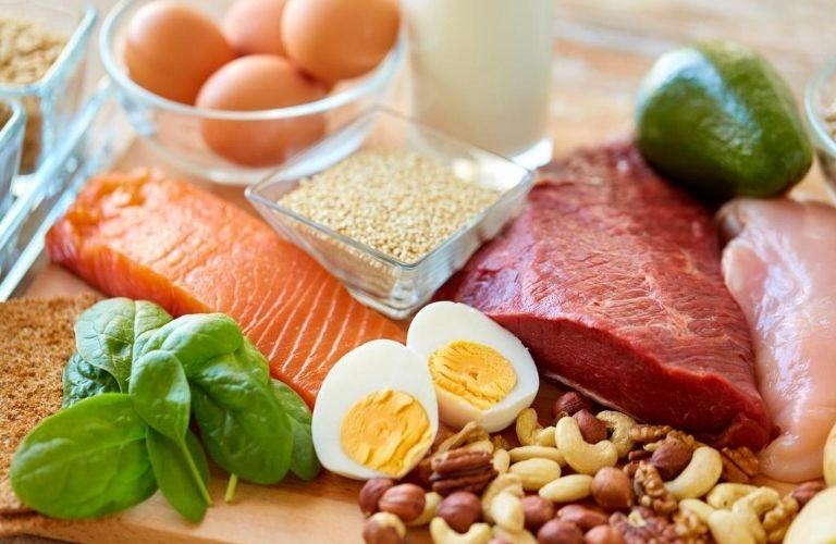 Người bệnh nên duy trì chế độ ăn uống lành mạnh, khoa học
